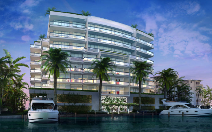 Bal harbour canal 1
